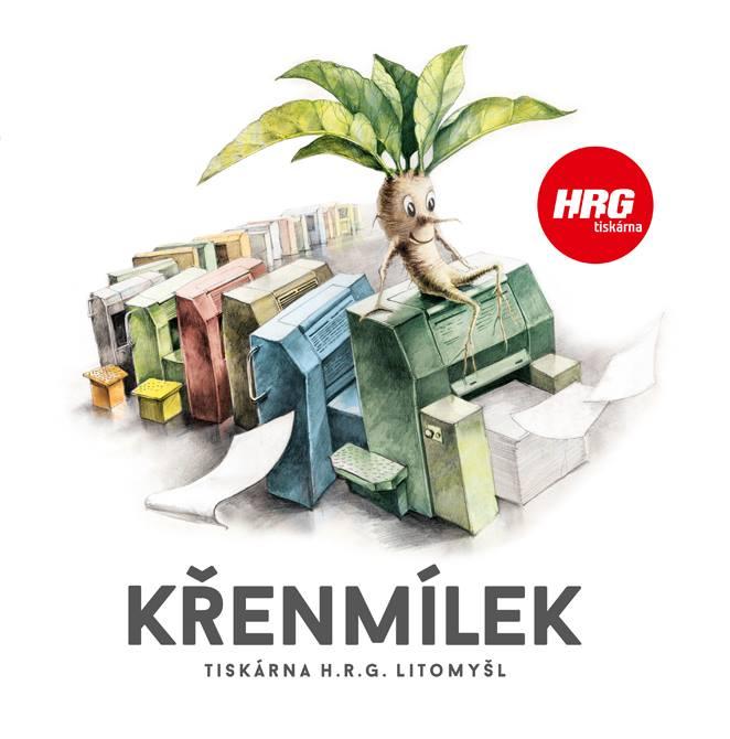 animovaná tiskárna HRG